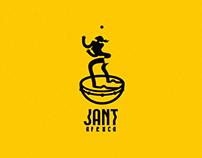 Jant Africa - Logotipe 2017