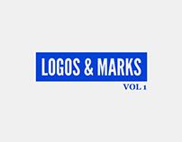 Logos & Marks Volume 1