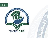 IKAF DA -Visual identity الهوية البصرية