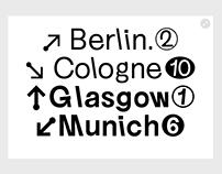 Güggeli Typeface