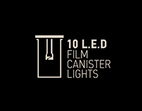 LED FILM CANISTER LIGHTS