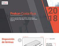 Prekon - Presentación proyecto   en proceso