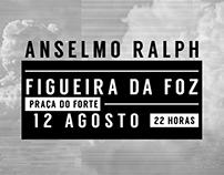 Branding Anselmo Ralph @ Figueira da Foz