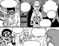 Comic Pitch