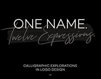 Flock | Calligraphic Logo Development