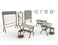 Crea - Furniture to innovate
