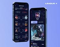 League + Esport