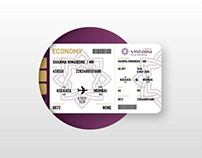 Boarding Pass Redesign