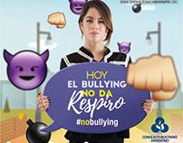 2016 - Hoy el bullying no da respiro