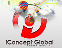 iConcept Global Advertising Facebook Welcome Page