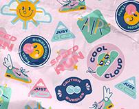 Nike Stickers