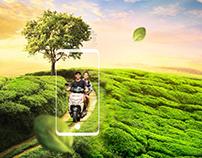 Mobitel 40GB Tourist Campaign