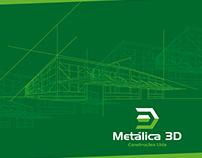 Catálogo - Metálica 3D