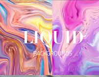 13 Liquid Toxic Textures