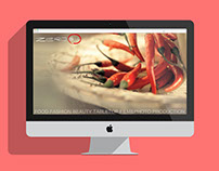 Zero tabletop - website
