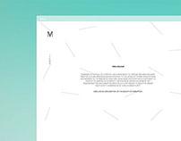 Webpage - Vera Molnar