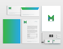 MAINFRAME VISUAL IDENTITY