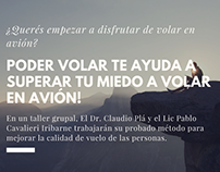 Community Manager for `Poder Volar´ Virtual Reality App