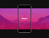 Playya music app.