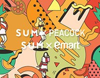 SUM x Emart Package Design