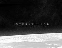 Interstellar Title Sequence