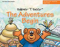 Booker T. Bear Let's Go Series