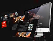 Play.BD - Movie Magazine Website