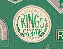 Kings Canyon - TypeHike