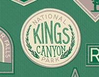 Kings Canyon - TypeHike