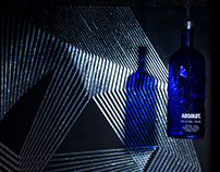 PRODUCT PRESENTATION // ABSOLUT VODKA