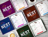 Nest Cards & Coffee / Branding