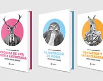 Tapas de libros - Literatura Latinoamericana
