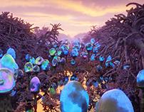 Flying Lotus Flamagra Tour Visuals