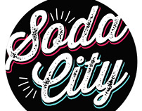 Soda City Sticker Project