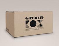 Shipping Box Mockup Freebie