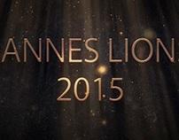 Cannes Lion 2015