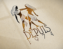 Logo Depuis 1974