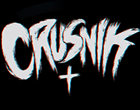 "New Crusnik Logo - Kind of ""Step by step"""