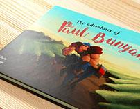 Paul bunyan concept book