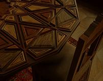 Arabesque Table