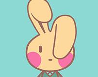 Mascot - Honey Bunny