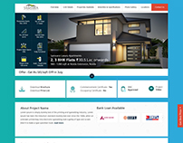 Real Estate Microsite