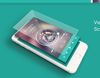 Margerete - Mobile Apps Design