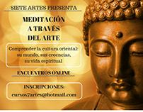 EC7A - ENCUENTROS FILOSÓFICOS ONLINE: Arte y Meditación