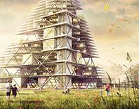 Hybrid Grid - Residential Complex
