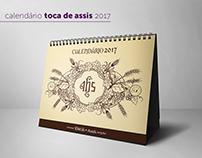 Calendário 2017 | Toca de Assis