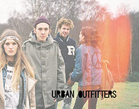 Urban Outfitters App & Website