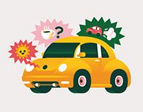 MyROCHE - Smart Car