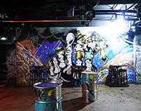 《LA》graffiti