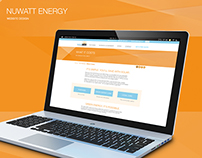 NuWatt Energy Website Design & Branding